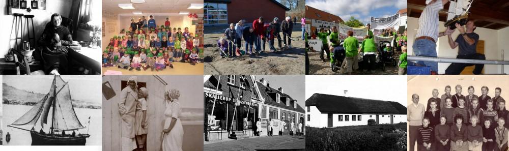 Rubjerg, Mårup, Skallerup og Vennebjerg sogne
